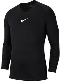 Nike Men's Shirt M Dry Park First Layer JSY LS AV2609 010 Black XL
