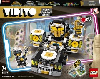 Konstruktors LEGO VIDIYO Robo HipHop Car 43112, 387 gab.