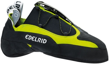 Edelrid Cyclone Climbing Shoes Black / Green 43
