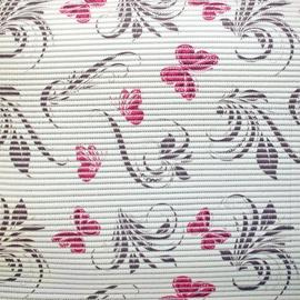 Diana Bath Mat 65x100cm Pink Butterfly