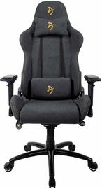 Игровое кресло Arozzi Verona Signature Soft Fabric Black / Gold Logo