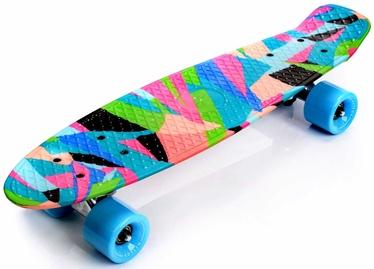 Meteor Multicolor Skateboard Colors 22605