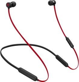 Austiņas Beats BeatsX Defiant Black/Red, bezvadu