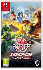 Nintendo Switch spēle Bakugan Champions of Vestroia SWITCH