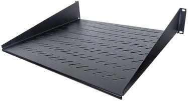 Intellinet Fixed Shelf 19'' 2U 400mm Black
