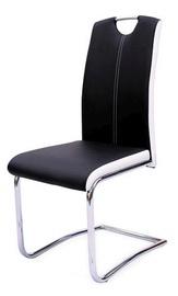 Стул для столовой Signal Meble H341 White Black, 1 шт.
