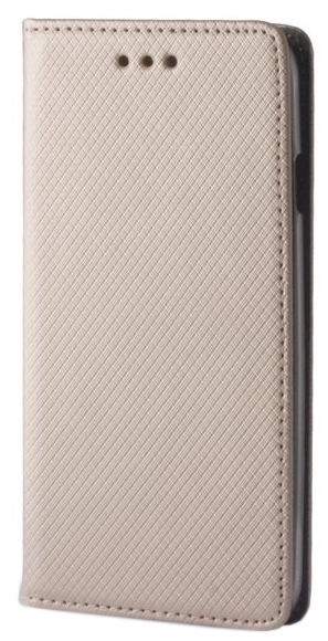 Mocco Smart Magnet Book Case For Nokia 5 Gold
