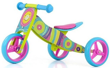 Балансирующий велосипед Milly Mally Jake 5901761123807, многоцветный, 7″