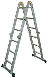 Besk Multifunctional Ladder 4.75m 4x4