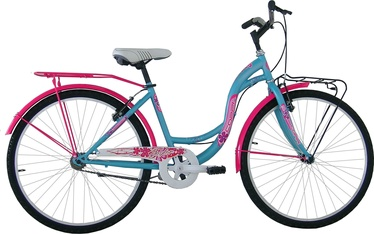 Coppi CTB City Bike Lady 26'' 40 Blue/Pink