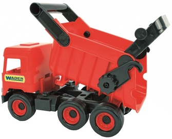 Wader Middle Truck Tip-Lorry 32111 Red