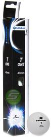 Donic T-One Ping Pong Balls White 6pcs