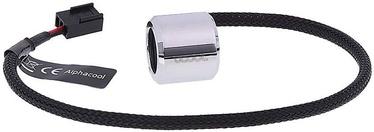 Alphacool Aurora HardTube LED Ring 16mm Chrome Blue