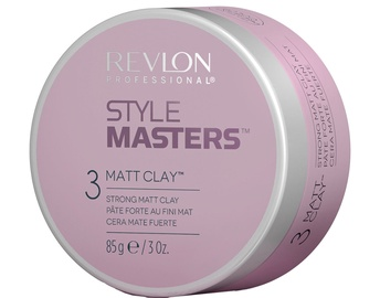 Паста для волос Revlon Style Masters 3 Strong Matt Clay, 85 г