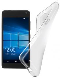 Cellular Line Shape Back Case For Microsoft Lumia 650 Transparent
