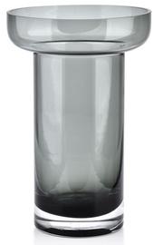 Ваза Mondex Serenite, серый, 230 мм