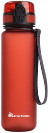 Dzeramā ūdens pudele Meteor 74585, sarkana, 0.65 l