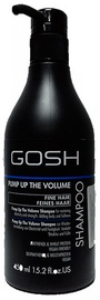 Gosh Pump Up The Volume Shampoo 450ml