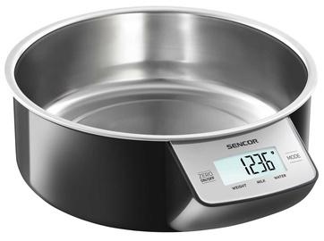 Elektroniski virtuves svari Sencor SKS 4030BK, sudraba