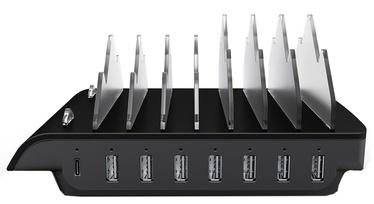 Sandberg Multi USB Charging Station Black