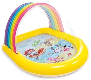 Бассейн Intex Spray Pool Rainbow, многоцветный, 83 л