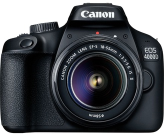 Spoguļkamera Canon EOS 4000D 18-55 IS II