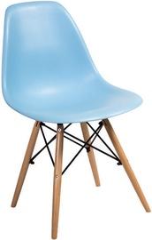 Ēdamistabas krēsls Signal Meble Enzo Blue