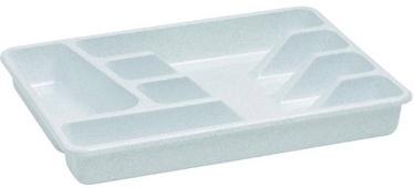 Лоток для столовых приборов Curver Cutlery Organizer Gray