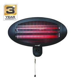 Infrasarkanais sildītājs Standart HCH-2000D
