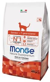 Monge Natural Superpremium Senior Rich in Chicken 0.4kg