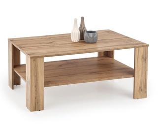 Kafijas galdiņš Halmar Kwadro San Remo Oak, 1100x650x530 mm