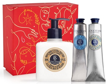 L´Occitane Shea Butter Hand 3pcs Set