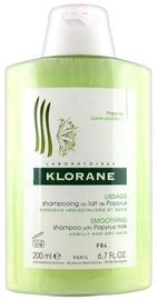 Klorane Smoothing Shampoo 200ml