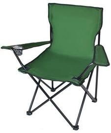 Salokāms tūristu krēsls, zaļa