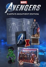 Marvel's Avengers Earth's Mightiest Edition Xbox One