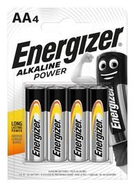 BATERIJAS ENERGIZER Alkaline Power AA 1500 LR6 1.5V B4 Alkaline