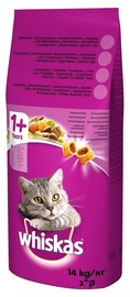Whiskas Adult w/ Tuna 14kg