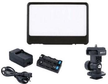 Свет для камеры Falcon Eyes LED Lamp Set Dimmable With Battery DV-80SL-K2