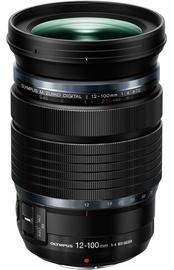 Объектив Olympus M.Zuiko Digital ED 12‑100mm F4 IS PRO Lens Black
