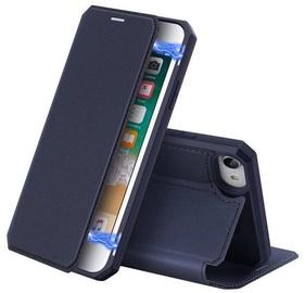 Dux Ducis Skin X Bookcase For Apple iPhone /8/7/SE 2020 Blue
