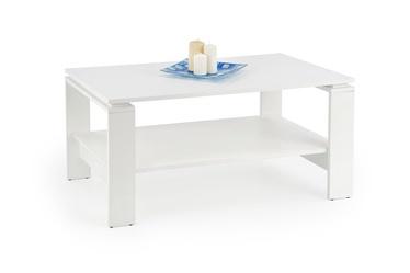 Kafijas galdiņš Halmar Andrea White, 1100x600x520 mm