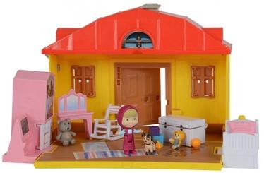 Фигурка-игрушка Simba Masha and the Bear Masha's House 9301633