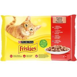 Konservi kaķiem Friskies, 4x85 g