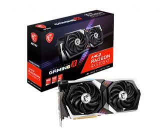 Видеокарта MSI AMD Radeon RX 6700 XT 12 ГБ GDDR6