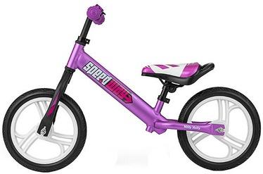Velosipēds Milly Mally Speedway Balance Bike Violet 2633