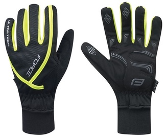 Force Ultra Tech Full Gloves Yellow/Black S