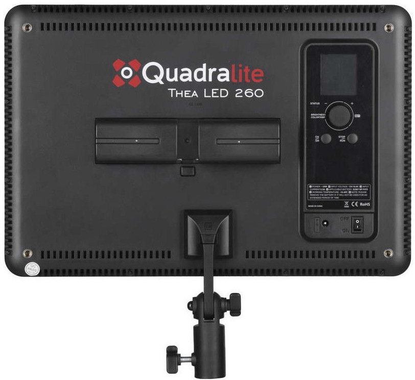 Quadralite Thea 260 LED Panel