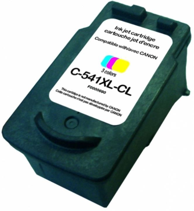 Uprint Cartridge For Canon 18 ml Yellow Magenta Cyan