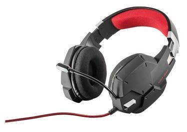 Spēļu austiņas Trust Dynamic GXT322 Black/Red