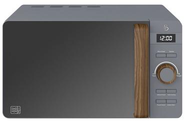 Микроволновая печь Swan Nordic Digital Grey
